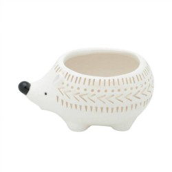 CACHEPOT DOTS HEDGEHOG